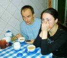 Сашка приехала из Одессы