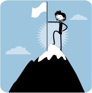 Сайт о достижении целей в жизни + форум + блог