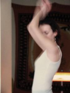 женский танец