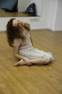 спонтанный танец